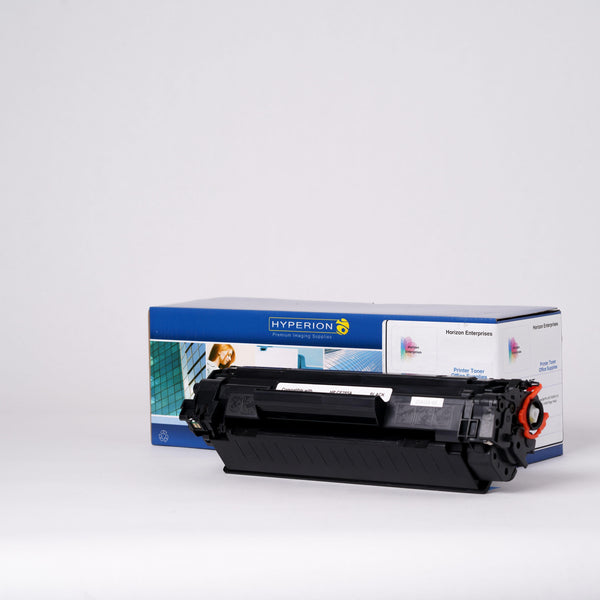 CE285A Hyperion Compatible Replacement Printer Toner Cartridge - Horizon Ink