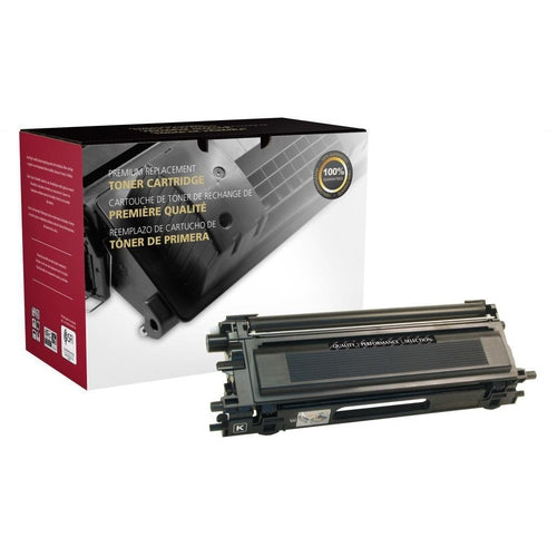 Black Toner Cartridge for Brother TN110