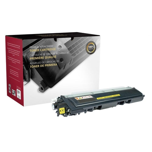 Yellow Toner Cartridge for Brother TN210