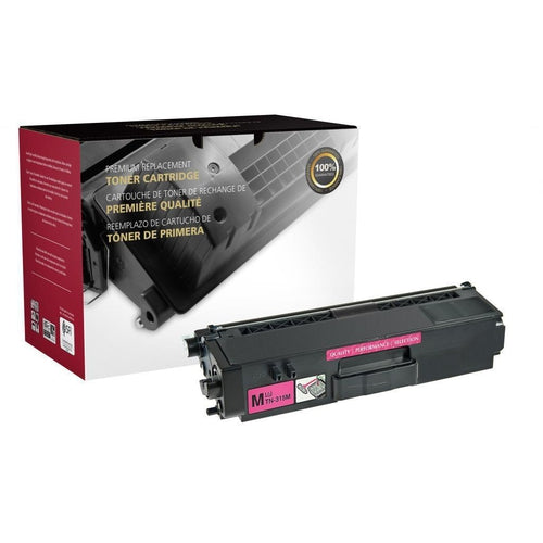 Magenta Toner Cartridge for Brother TN310