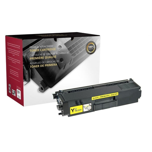Yellow Toner Cartridge for Brother TN310