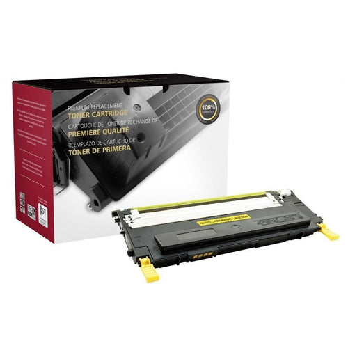 Yellow Toner Cartridge for Dell 1230/1235