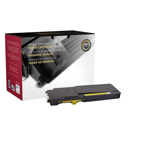 High Yield Yellow Toner Cartridge for Dell C2660