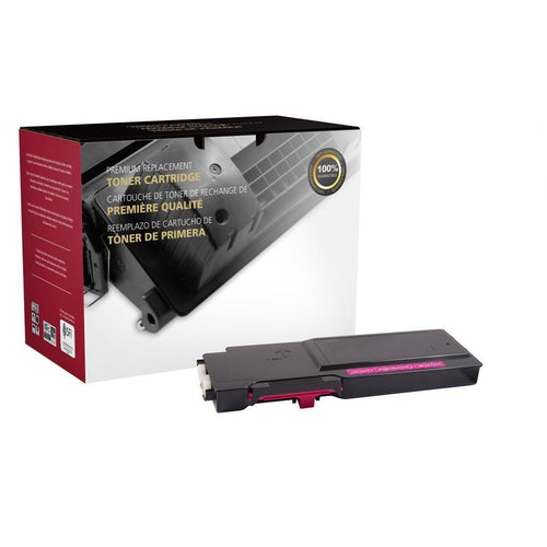 High Yield Magenta Toner Cartridge for Dell C3760
