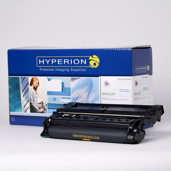 DR420 Hyperion Compatible Replacement Drum of Brother - Horizon Ink