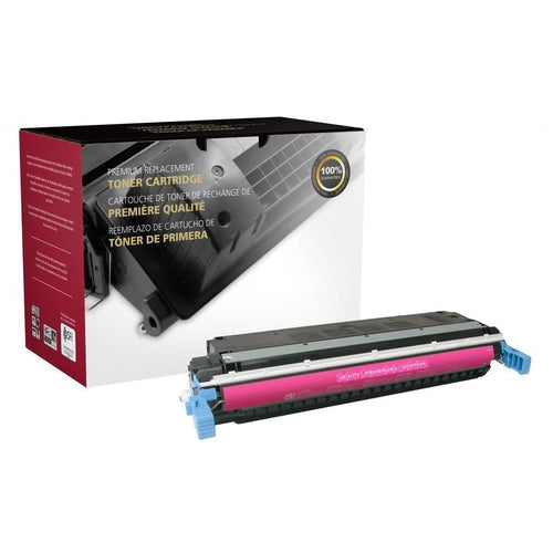 Magenta Toner Cartridge for HP C9733A (HP 645A)