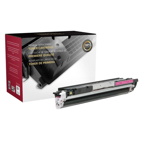 Magenta Toner Cartridge for HP CE313A (HP 126A)