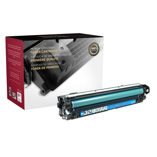 Cyan Toner Cartridge for HP CE341A (HP 651A)