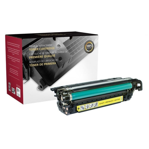 Yellow Toner Cartridge for HP CF322A (HP 653A)