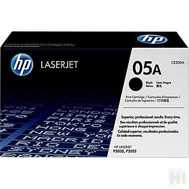 CE505A HP 05A Black Toner Cartridge - Horizon Ink