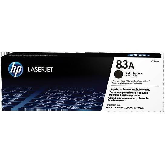 CF283A HP 83A Black Toner Cartridge - Horizon Ink