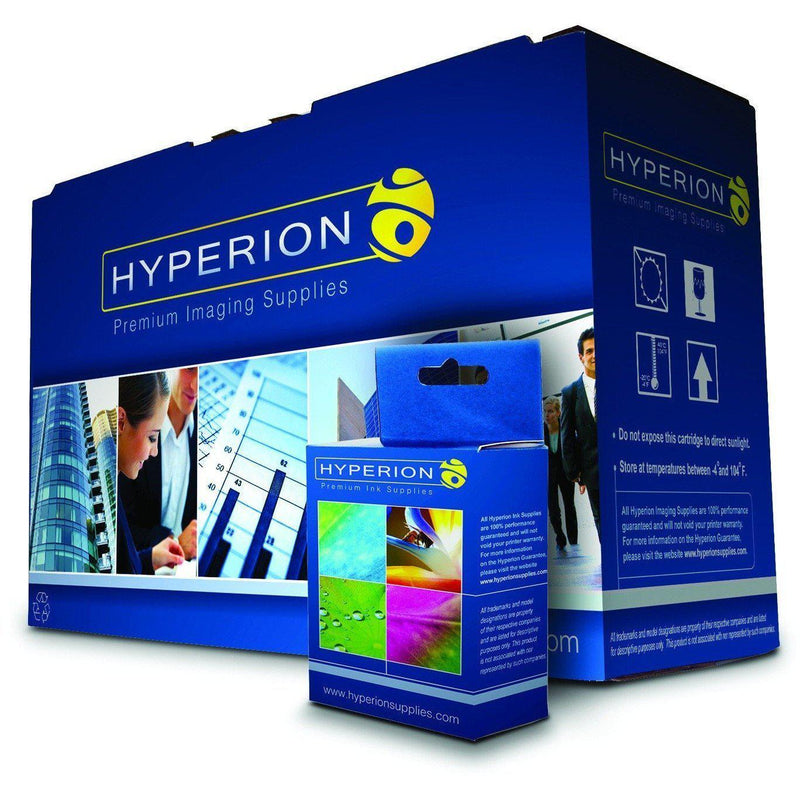 CB541A HP Hyperion Compatible Replacement Cyan Toner Cartridge - Horizon Ink