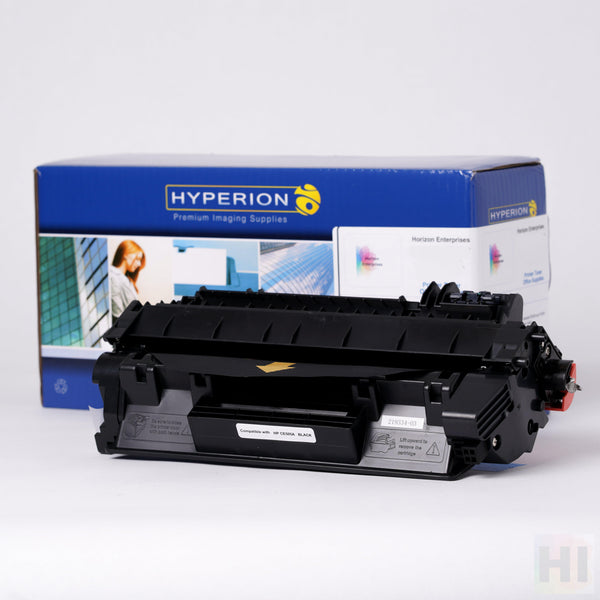 CE505A Hyperion Compatible Replacement Toner For HP - Horizon Ink