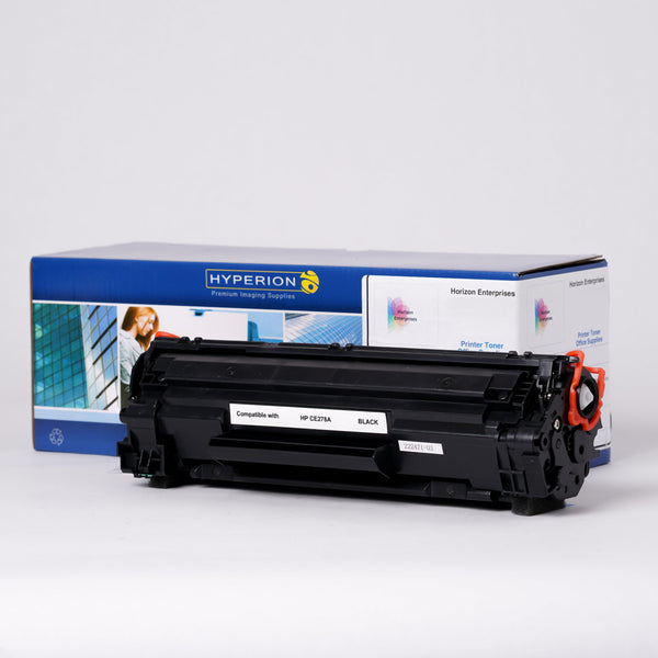 CE278A Hyperion Compatible Replacement Printer Toner Cartridge - Horizon Ink