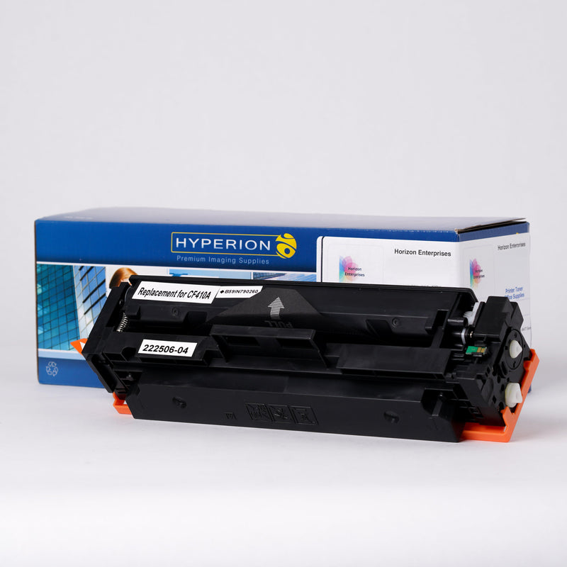 CF410A Hyperion Compatible Replacement Toner Cartridge - Horizon Ink