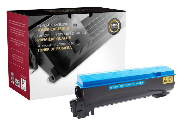 Cyan Toner Cartridge for Kyocera TK-562