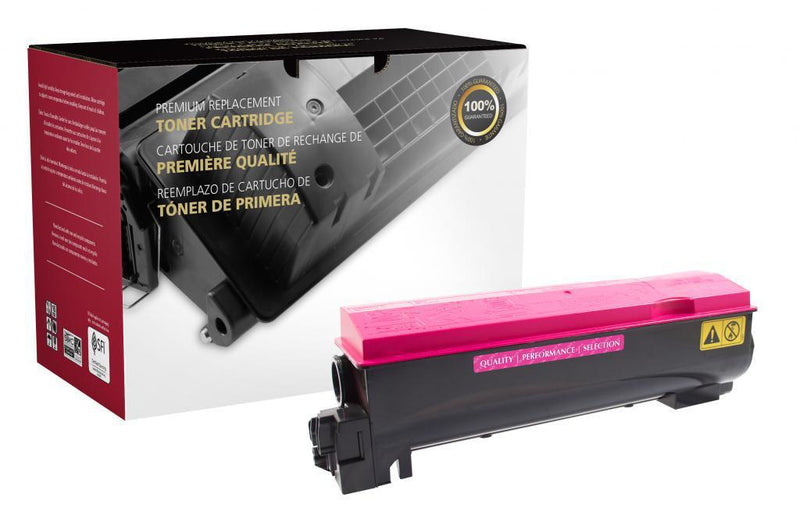 Magenta Toner Cartridge for Kyocera TK-562