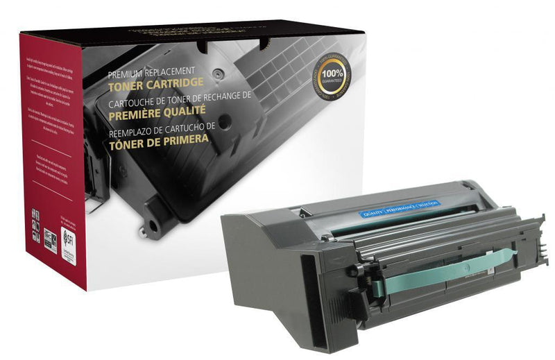 High Yield Cyan Toner Cartridge for Lexmark C780/C782/X782