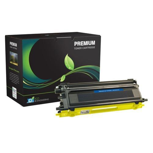 High Yield Yellow Toner Cartridge for Brother TN115