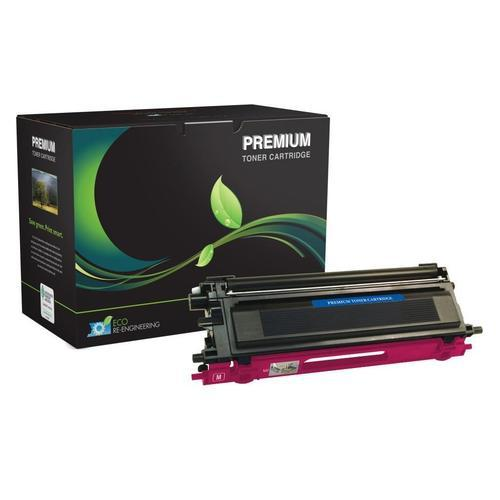 High Yield Magenta Toner Cartridge for Brother TN115