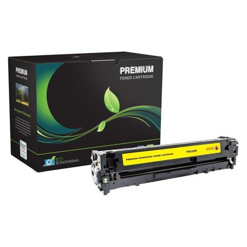 Yellow Toner Cartridge for HP CE322A (HP 128A)
