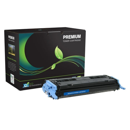 Magenta Toner Cartridge for HP Q6003A (HP 124A)