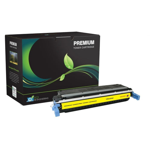Yellow Toner Cartridge for HP C9732A (HP 645A)