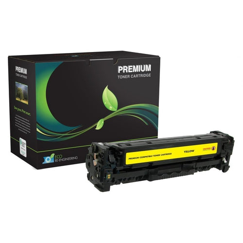 Yellow Toner Cartridge for HP CC532A (HP 304A)