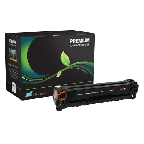 Black Toner Cartridge for HP CB540A (HP 125A)