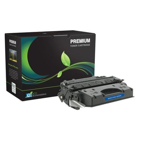 Extended Yield Toner Cartridge for HP CF280X (HP 80X)