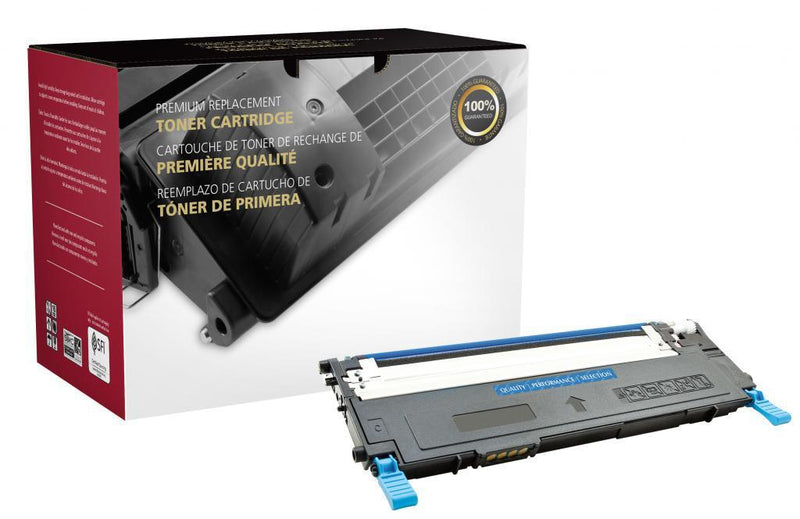 Cyan Toner Cartridge for Samsung CLT-C409S