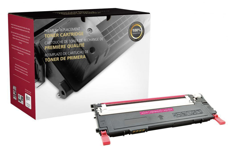 Magenta Toner Cartridge for Samsung CLT-M409S