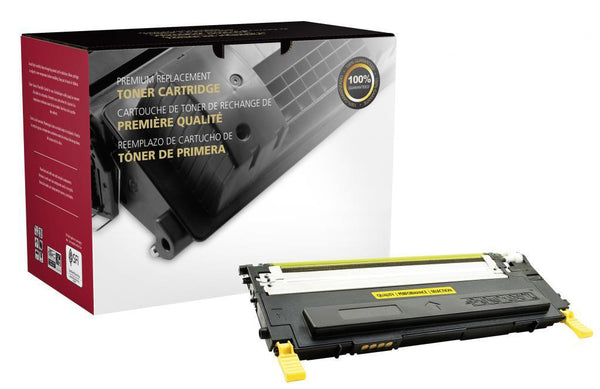 Yellow Toner Cartridge for Samsung CLT-Y409S
