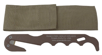 Model 4 Strap Cutter - Coyote Brown