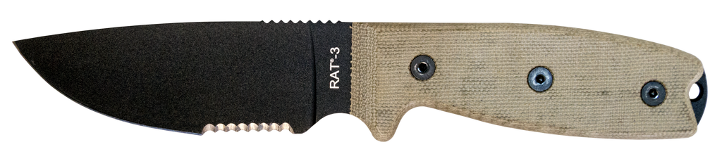 RAT®3 Serrated