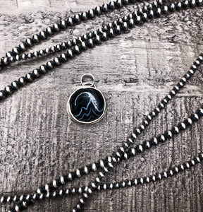Black & White Affair Pendant