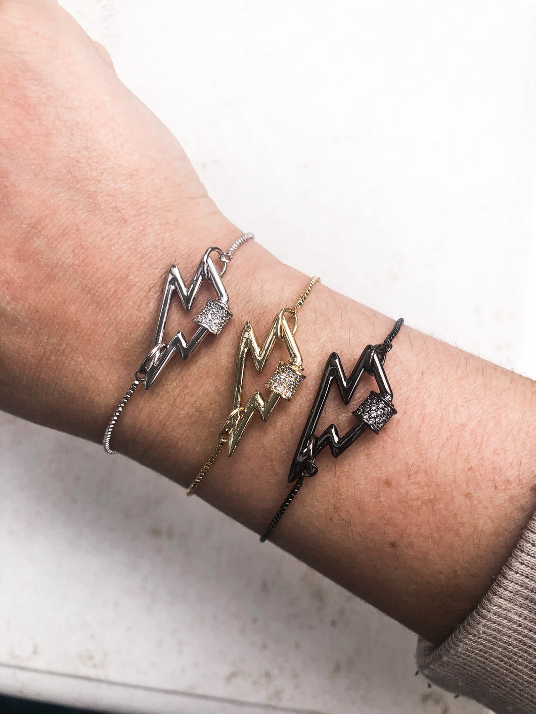 Electric Love Bracelet