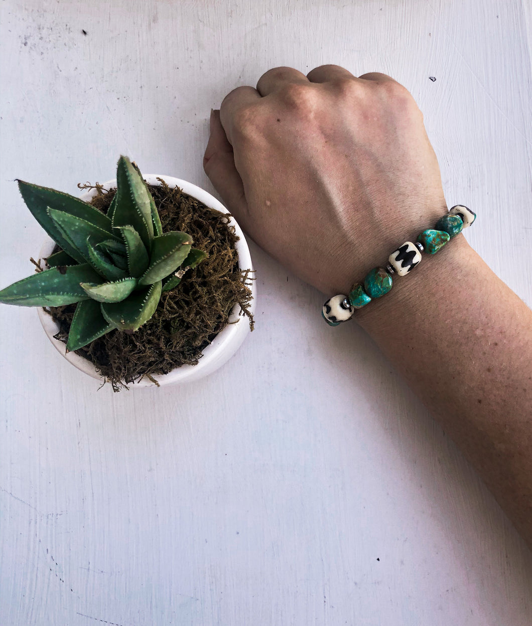 On the Horizon Bracelet