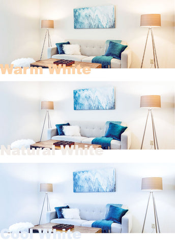 Guide to Color Temperature in the Home