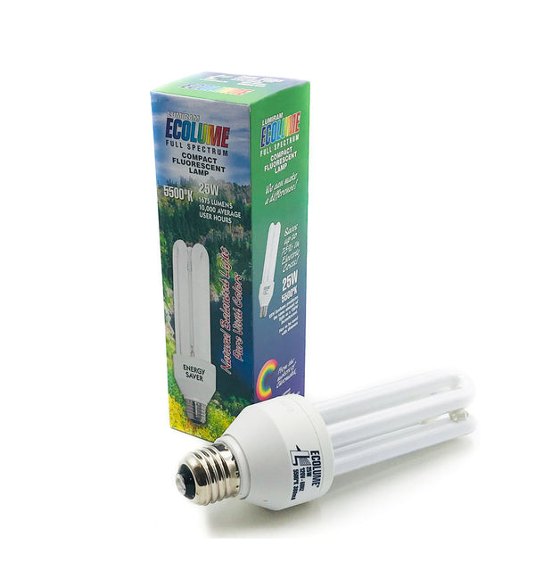 Ecolume Full Spectrum CFL 5500K