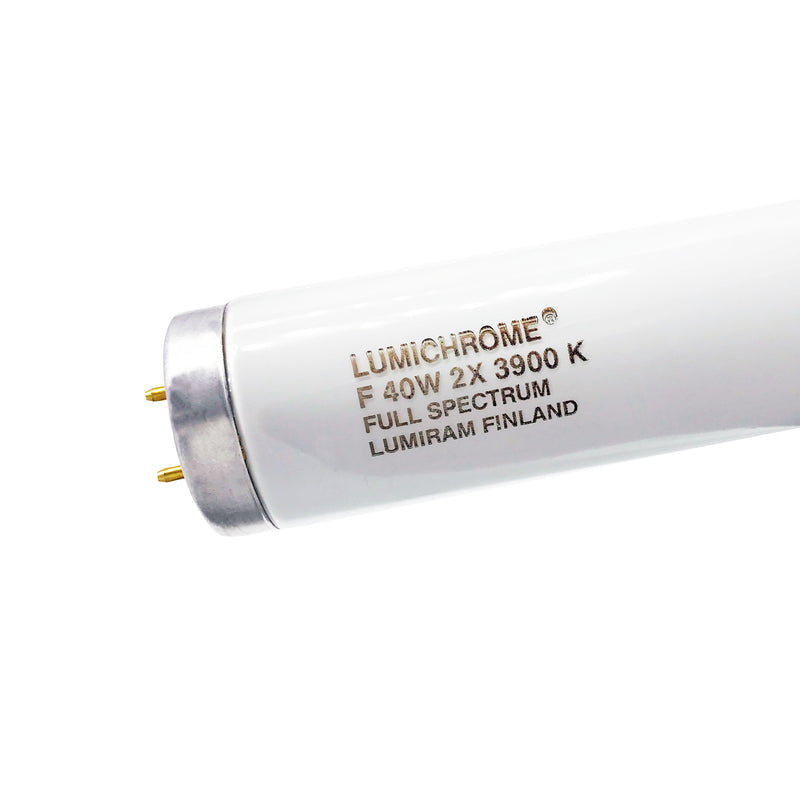 Lumichrome Full Spectrum 2X Fluorescent Lamp