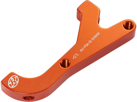 REVERSE Disc-Brake-Adapter IS-PM 200 Avid RE (Orange) - GiraSykkel