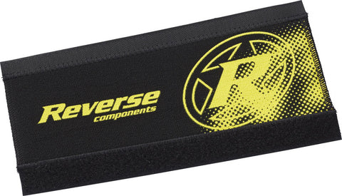 REVERSE Chainstay Cover Neopren (Black/Yellow) - GiraSykkel