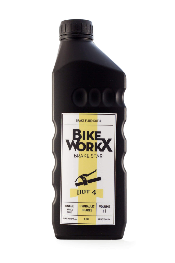 Bikeworkx Brake Star - GiraSykkel