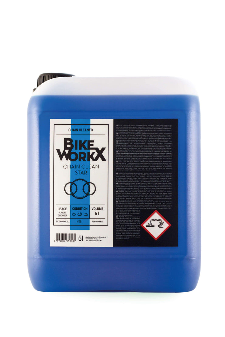 Bikeworkx Chain Clean Star - GiraSykkel