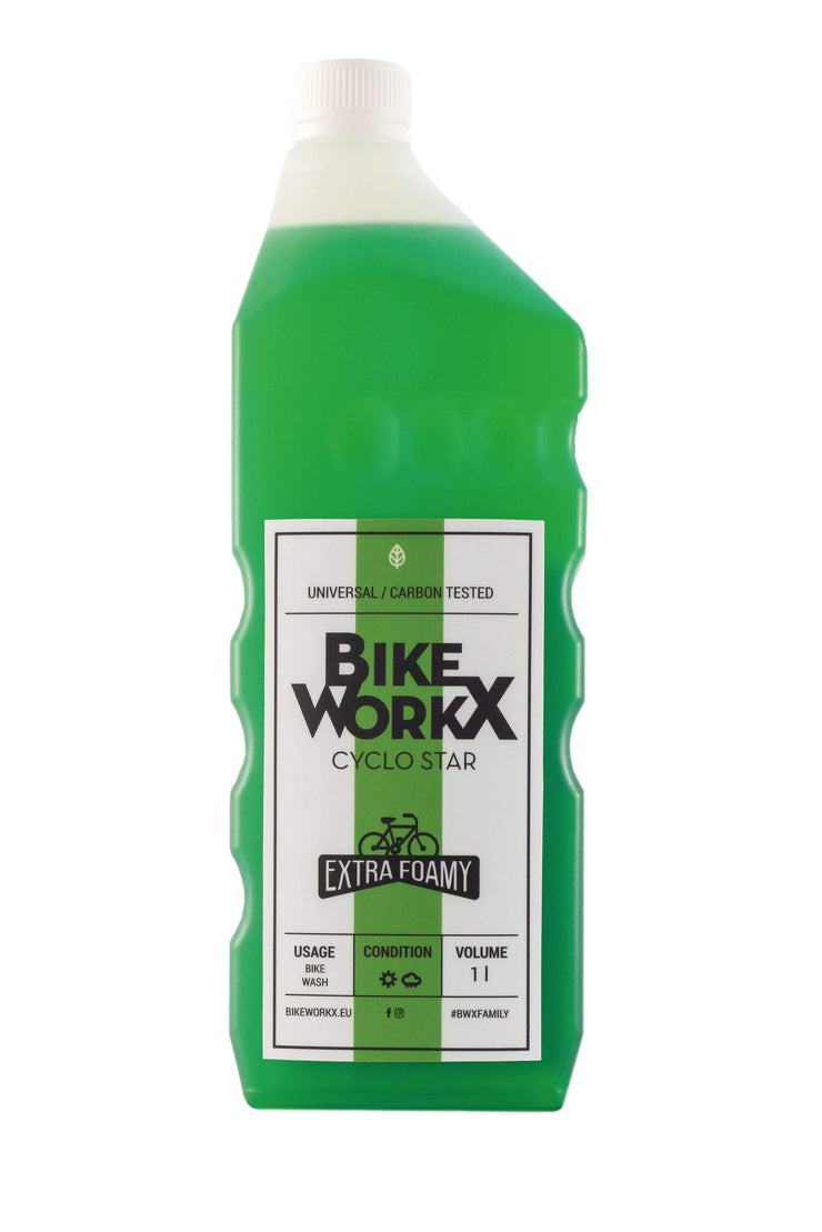 Bikeworkx Greener Cleaner - GiraSykkel