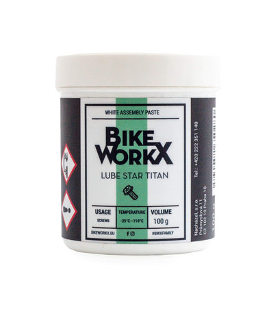 Bikeworkx Lube Star Titan