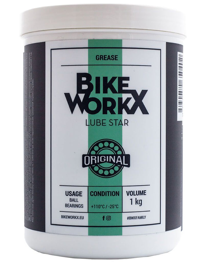 Bikeworkx Lube Star Original - GiraSykkel