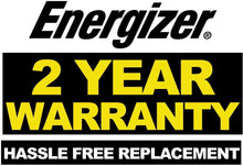Load image into Gallery viewer, Energizer 1 Gauge 800A 2 year warranty hassle free replacement