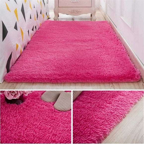 Thickened carpet
